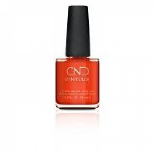 NAIL POLISH ELECTRIC ORANGE